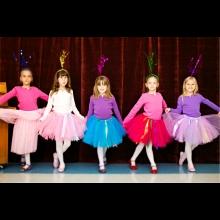 Pohybovo - tanečné cvičenia pre 3 - 5-ročné deti