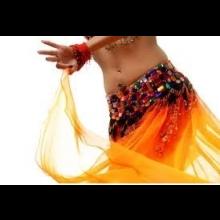 Brušné tance