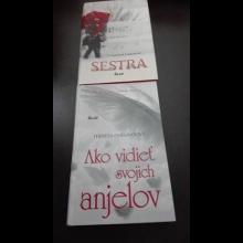 Balíček kníh: Setra, Ako vidieť svojich anjelov