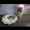 Dekoračný tanier/podstavec so sviečkou