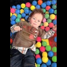 Portrét z fotky A3 farebný