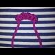 Náhrdelník fialový