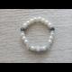 Náramok z perličiek