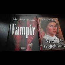 Balíček kníh: Vampír, Nevzdaj sa svojich snov