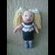 Háčkovaná bábika