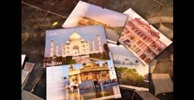 Kalendár 2017: Kultúra (India)