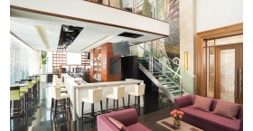 Koktail pre 2 osoby v Ambers bare v hoteli Sheraton