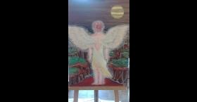 Anjel - obraz