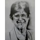Portrét - kresba