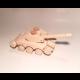 Drevený tank