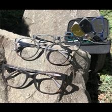 Výnimočné okuliare 5 v 1