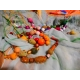 Plstený náhrdelník