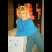 Podpisy osobností - Marcela Laiferová
