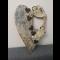 Keramické srdce na stenu