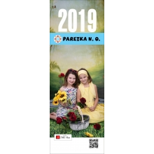 Kalendáre 2019 pomoc Alžbetke