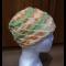 Háčkovaná čiapka na jar/jeseň