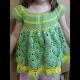 Háčkovaný top detský