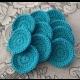 Handmade odličovacie tampóny