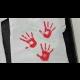 Originálne tričko s podpisom Adriany Kmotríkovej
