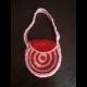 kabelka detská háčkovaná