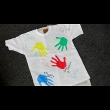 Originálne tričko s podpismi Topstar