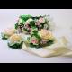kvetinová čelenka a ozdoby