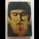 Obraz na dreve - sv. Šarbel (charbel) - 10x14,5 cm