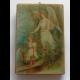 Obraz na dreve - Anjel strážny