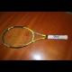 Tenisová raketa bývalého hráča TOP 10 Dominika Hrbatého s podpisom