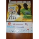Plagát s podpisom jamajského šprintéra Usaina Bolta