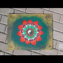 Mandala Jin Jang
