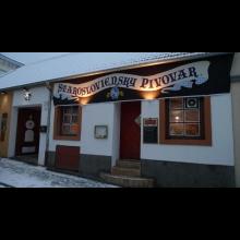 Večera a knižka od Mareka Vadasa v Staroslovienskom pivovare v Bratislave