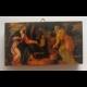 Obraz na dreve - Ježiš Kristus a Samaritánka