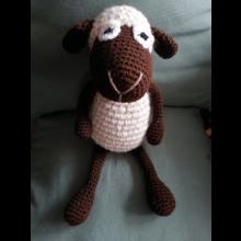 Háčkovaná ovca