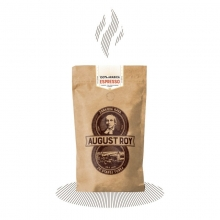 Zrnková káva 250g August Roy®