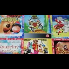 10ks DVD rozprávky