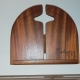 Drevenný stojan na bibliu z Medžugoria