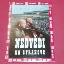 DVD koncert Nedvědi na Strahove