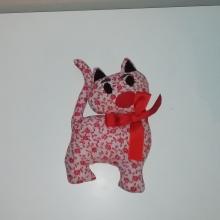 Mačička - hračka alebo dekorácia