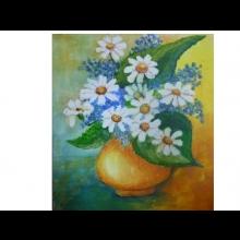 Markova rehabilitácia, obraz Kvety