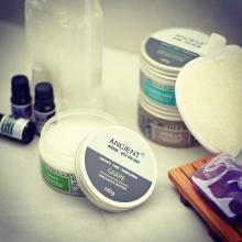 Balík prírodnej kozmetiky