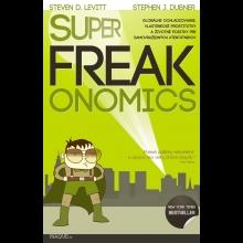 Knižka SuperFreakonomics z vydavateľstva Premedia!