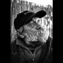"Fotografia ""Pán Kapitán"""