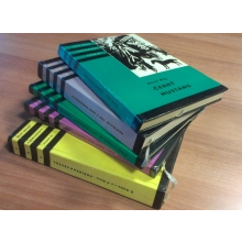 Sada 5 kníh z edície K.O.D. - 1.časť