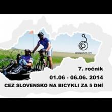 Staň sa členom najväčšieho cyklistického pelotónu so známymi osobnosťami