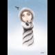 Zimný čas - reprodukcia digitálnej ilustrácie
