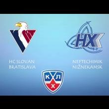 2 VIP lístky na SLOVAN BRATISLAVA – NEFTECHIMIK NIŽNEKAMSK – 27.12.2013
