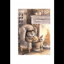 Myšacia polievka + Pán Sova (knihy A. Lobela)