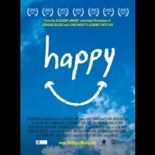 Skvelý film Happy, ktorý budete chcieť hneď zdieľať