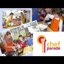 Kurz varenia s deťmi pre 4 osoby (2 dospelí + 2 deti)
